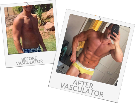 Ali Before and After Vasculator