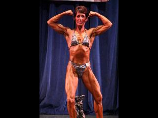 Marina Cornwall, British Body Building Champion 2005