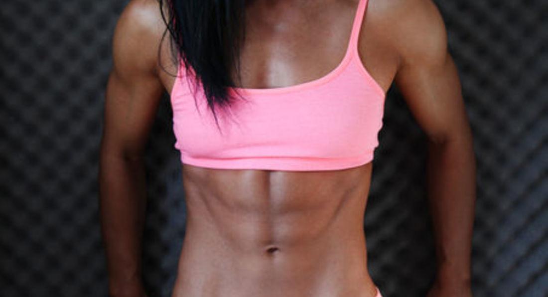 Fitness Champion Emma Louise Bowen