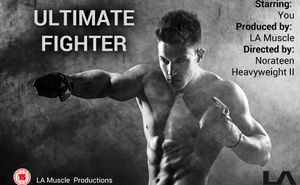 Take Norateen Heavyweight II To Become The Ultimate Fighter