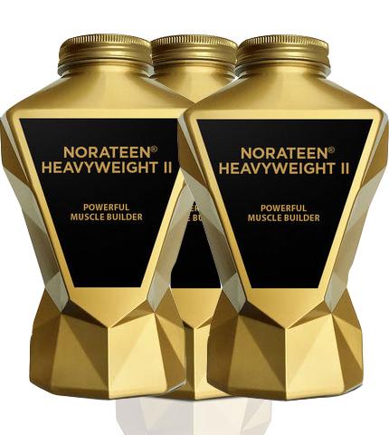 3x Norateen Heavyweight II Special