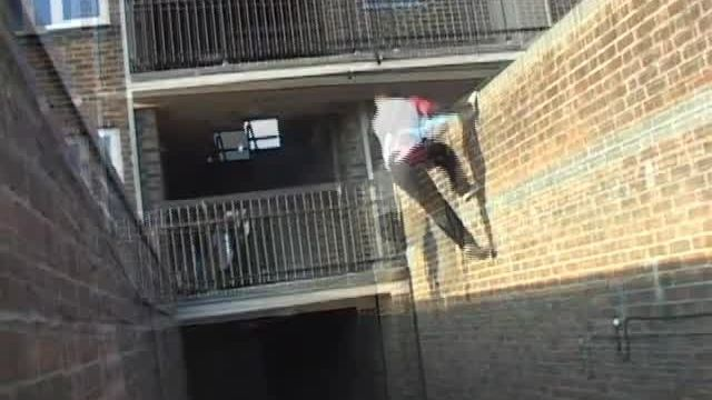 Parkour with 3run