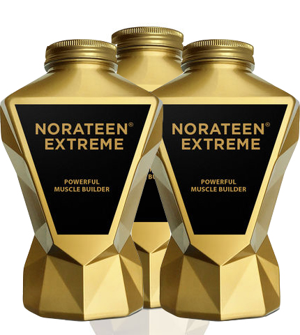 3 x Norateen Extreme Special