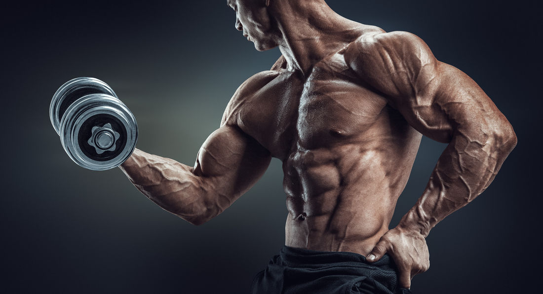 Get Bigger Biceps In 30 Mins!