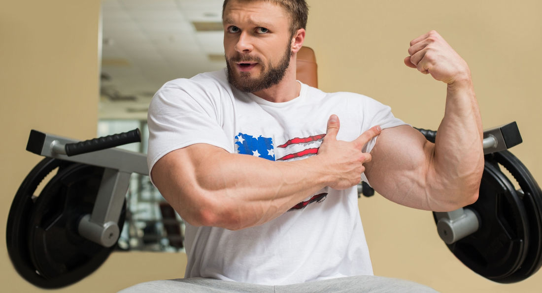 Get Bigger Arms With This Workout