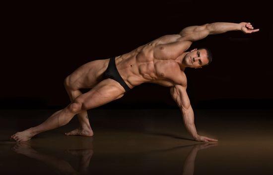 Muscle Model Alistair Richardson