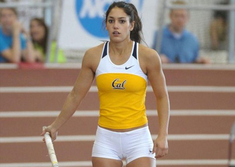 Allison Stokke, sexiest athlete