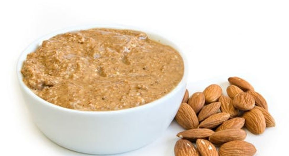 Have your serving of Almond Butter