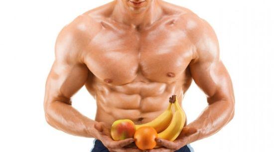 Banana and bodybuilding