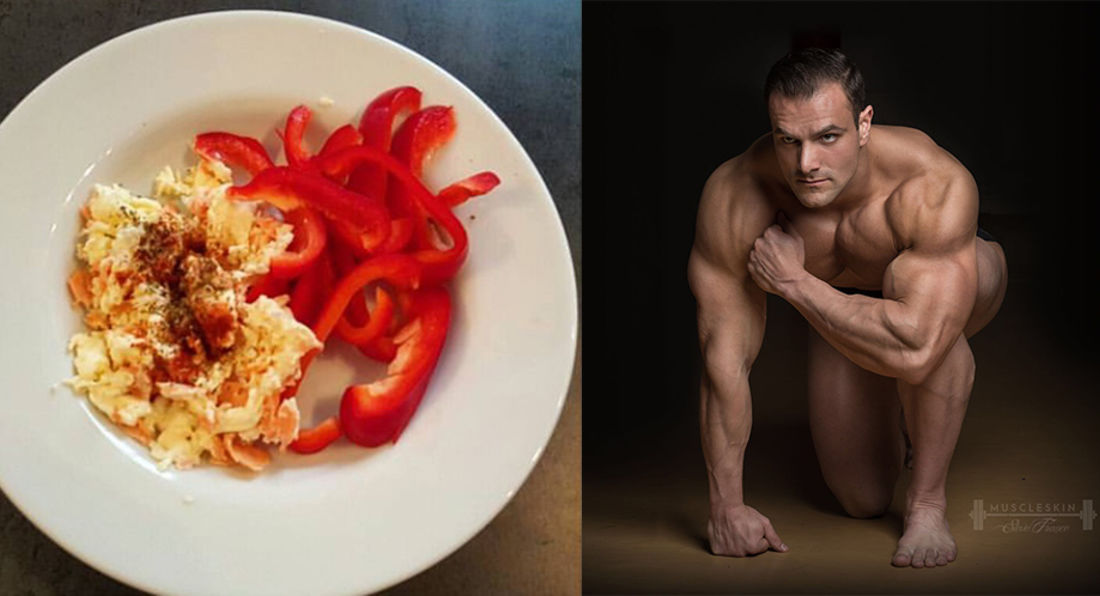 Pack On Solid Muscle With This Recipe!!