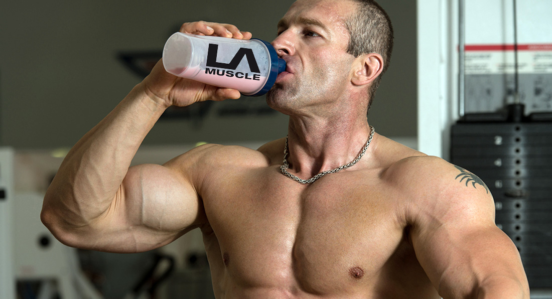 When is the best time to take in protein?
