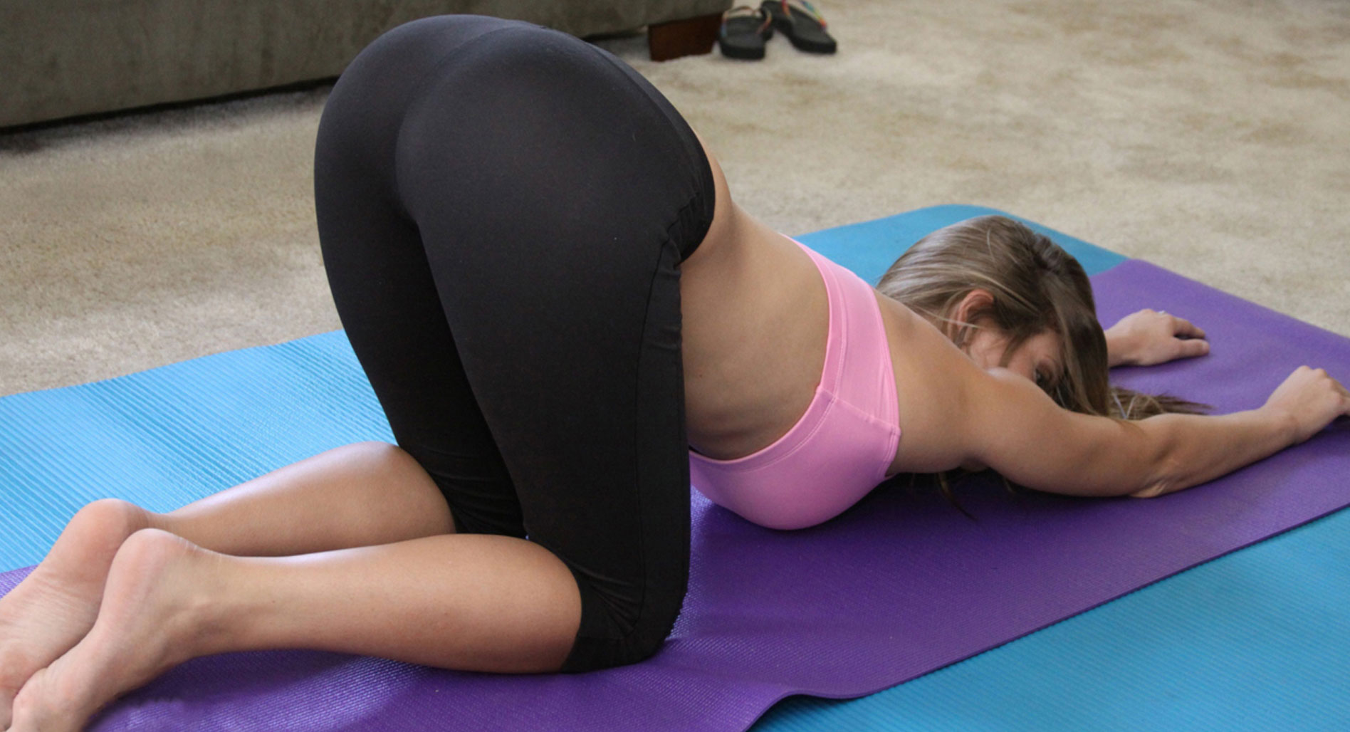 45 best photos of women in yoga pants