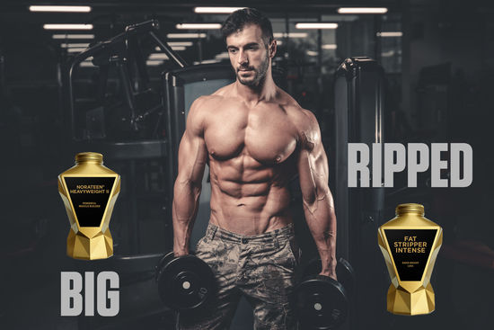 Best Supplements to get big and ripped