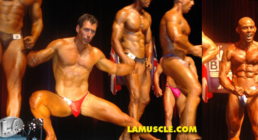 LA Muscle's BNBF Central 2008