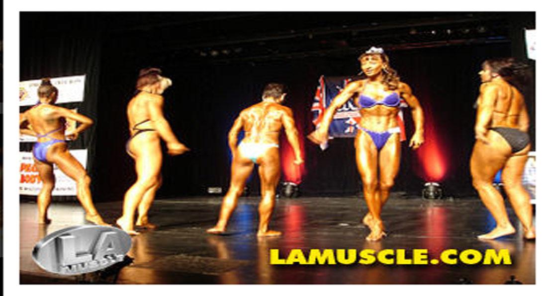 BNBF Finals 2005 Sponsored by LA Muscle