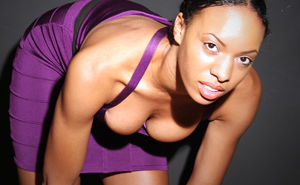 Brooke Bailey, singer, fitness model
