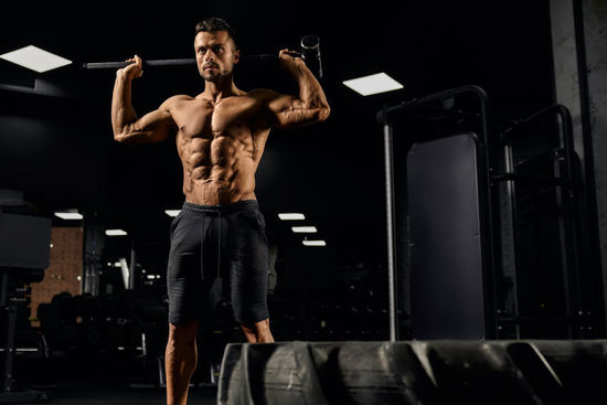 Muscle up and get lean