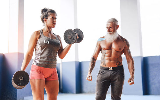 Can I take other supplements with LA Muscle?