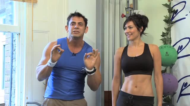 Celebrity Trainer - Louise Cole