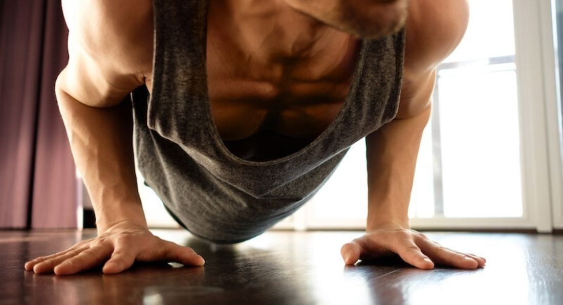 Get a Defined Chest With This Home Chest Workout