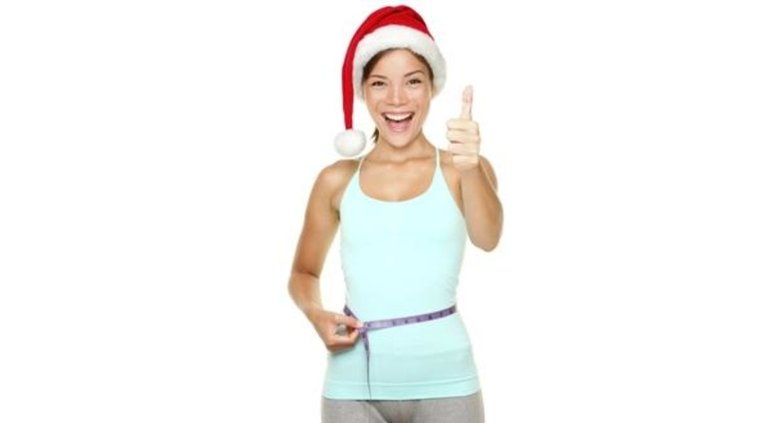 Lose That Christmas Weight Fast