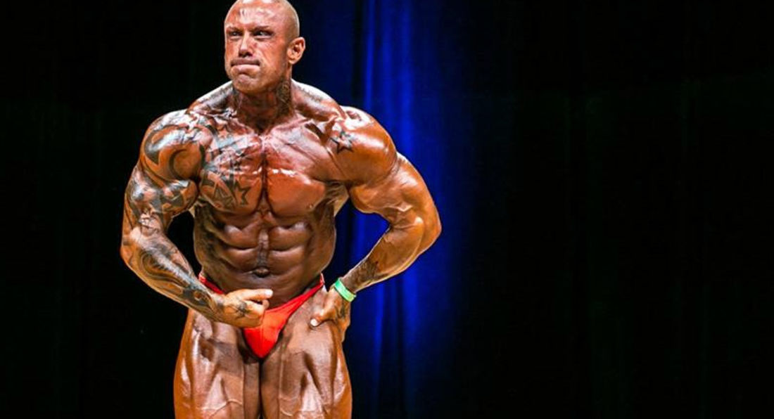 Coming Soon, Mr Universe Neale Cranwell is Back on LA Muscle TV