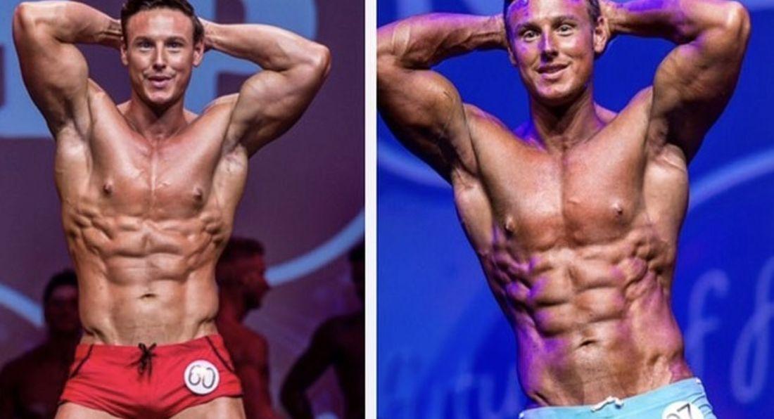 LA Muscle Meets Fitness Competitor John Clarke
