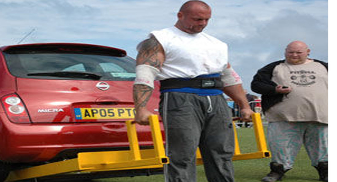 Cromer Strongman Competition - SPONSORED BY LA MUSCLE