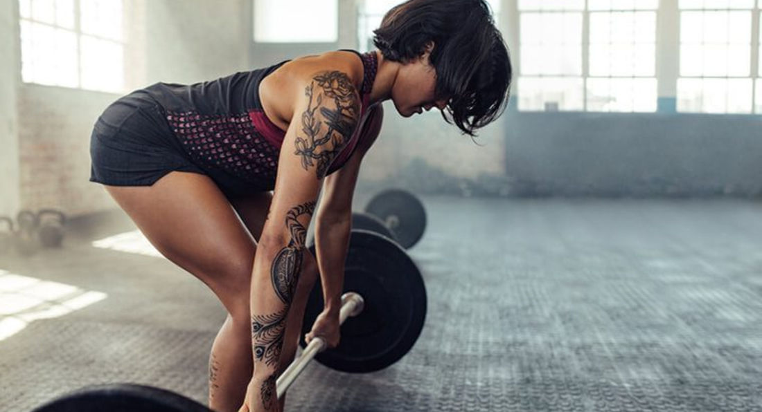 Build & Shred With These Crossfit Workouts