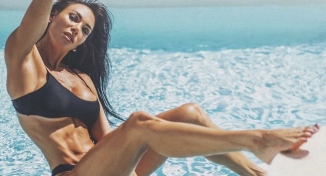 The inexperienced girl who went all the way to the top of the fitness world