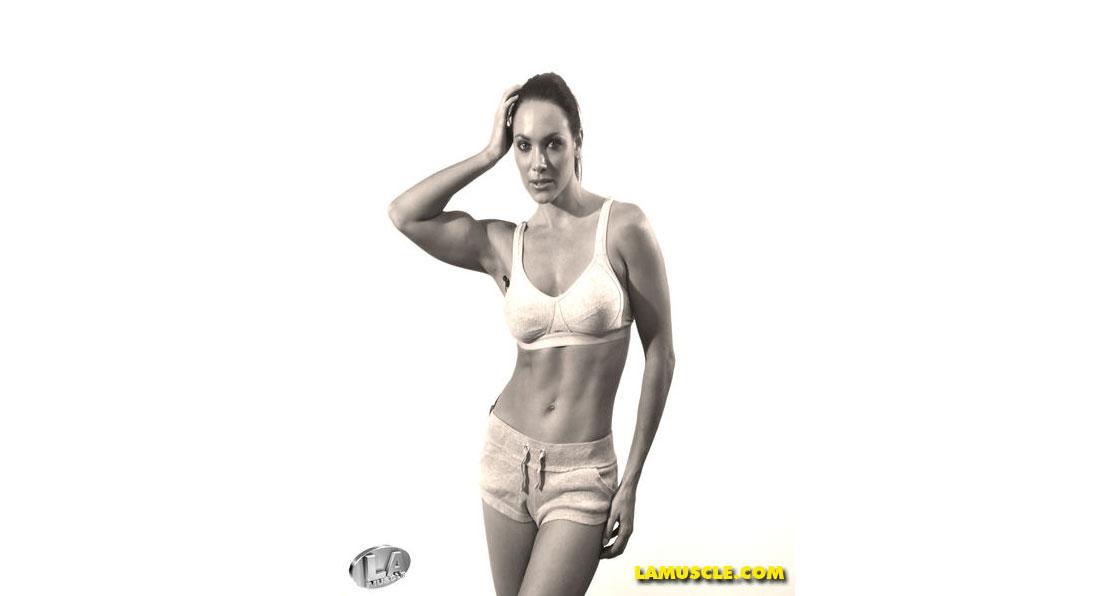 Danni Levy on LA MuscleTV
