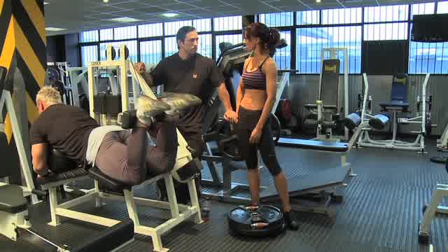 Dean & Neale Hamstrings Workout
