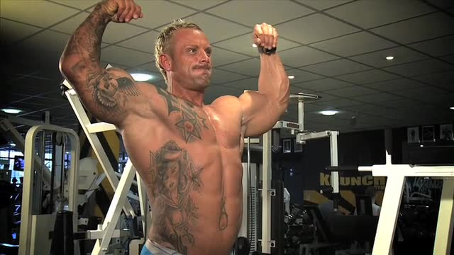 Dean & Neale's  Upper Arm Workout