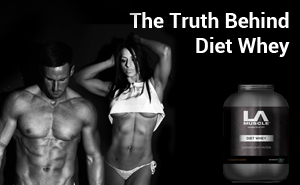 Read the truth behind the all new Diet Whey