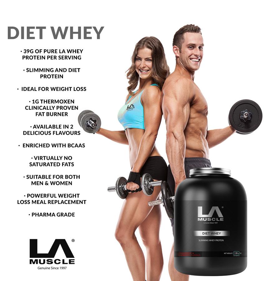 Diet Whey Slimming Protein Shake