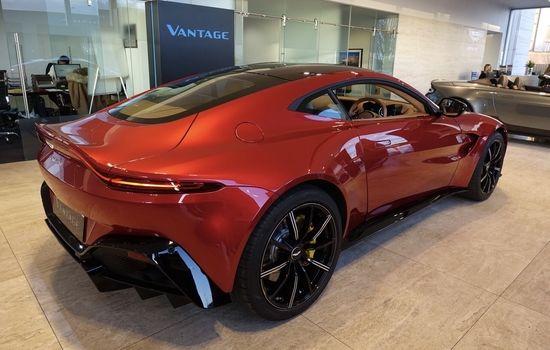 Aston Marton Vantage