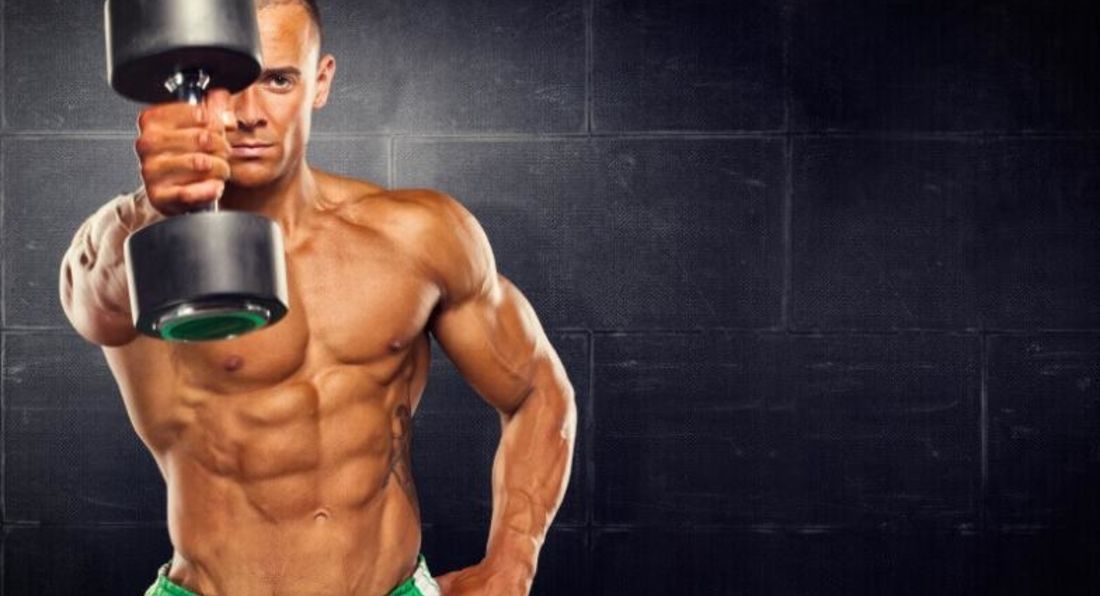 Try This 300-Rep Dumbbell Workout