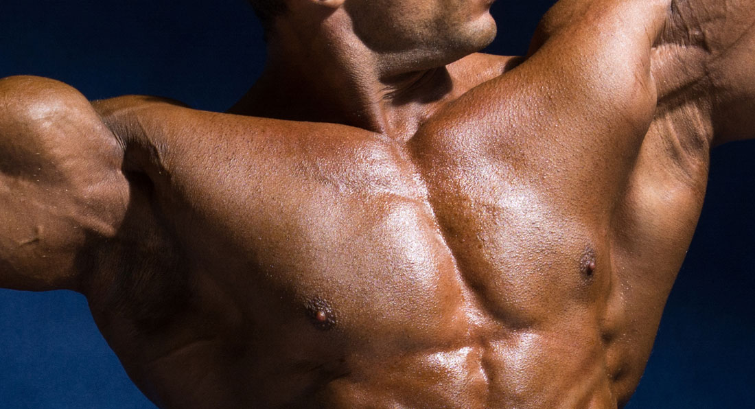 ANB Champion David Lewis on eating for muscle size