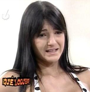 Aleira Avendano extreme cosmetic surgery - BEFORE