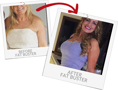 Fat Buster Before and After