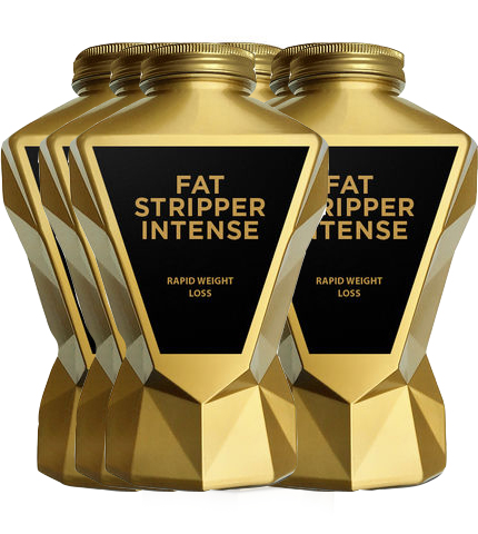 6 x Fat Stripper Intense