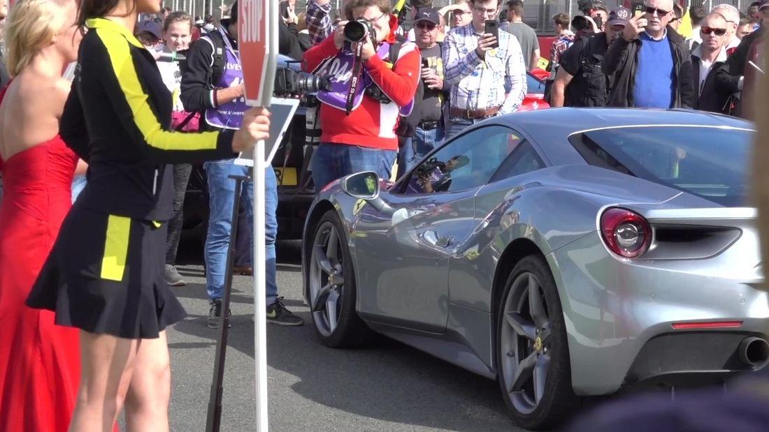 Ultimate Ferrari highlights