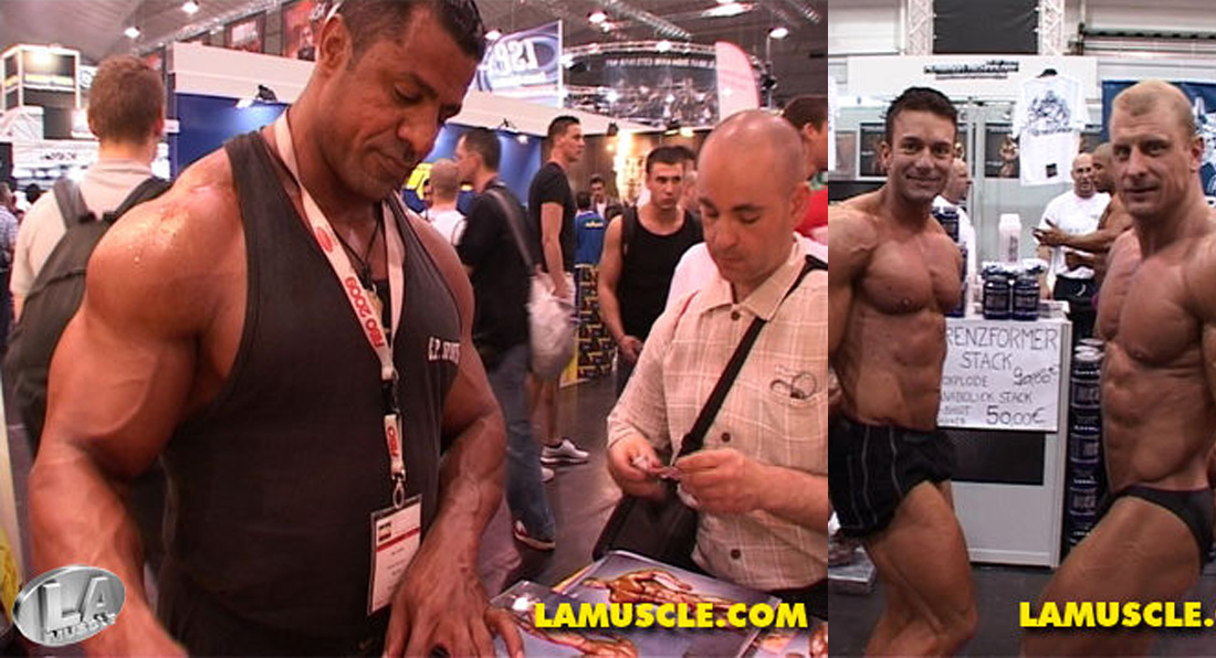 FIBO 2009- Leading International Show for Fitness, Wellbeing & Health