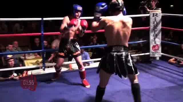 Fight Max 5 Episode 1