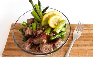 Flank Steak & Greens