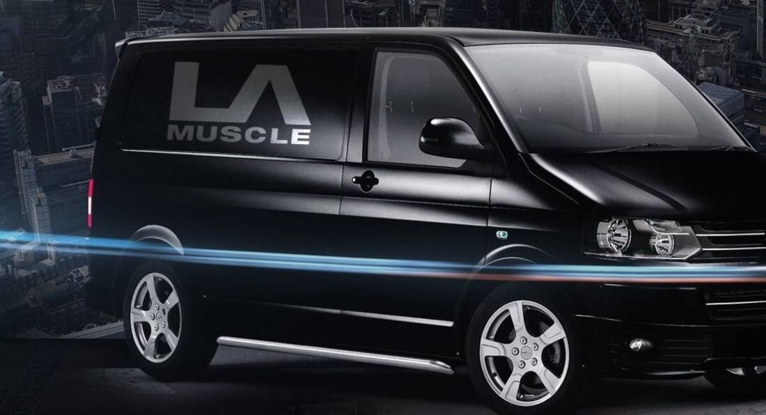 Same Day LA Muscle London Delivery Service