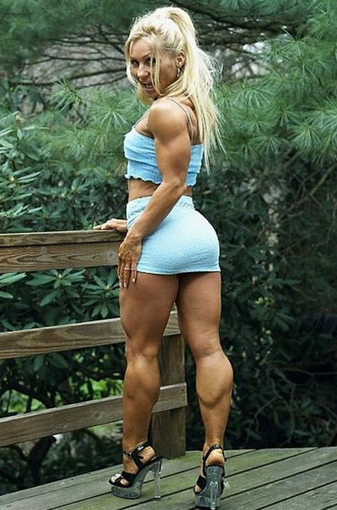 Beautiful strong body