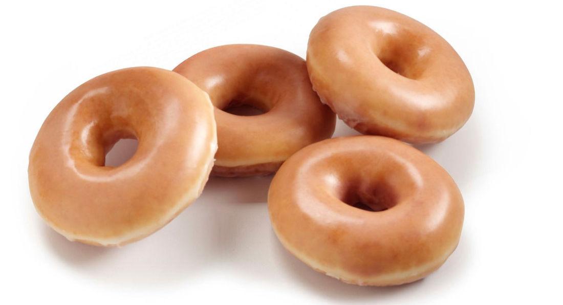 Tasty glazed protein doughnuts anyone?