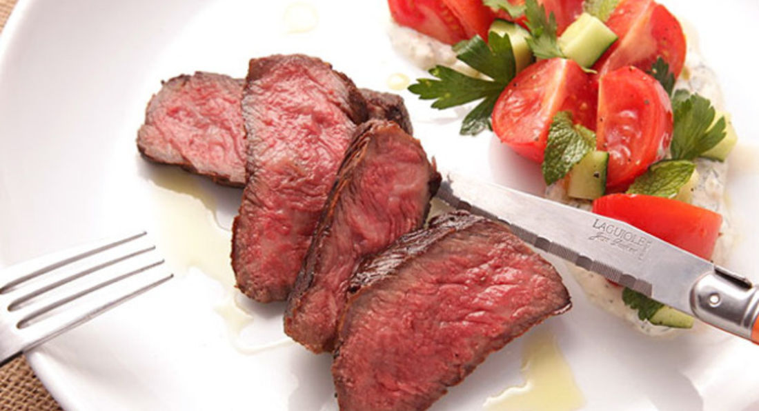 Pack On Some Size With This Steak Recipe!!
