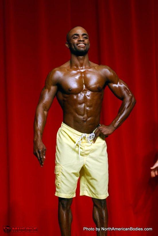 Hassan Banks Bodybuilder